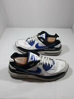 Nike Air Max Wright Men's Running Athletic Shoes Blue White Royal Size 11 Shoes