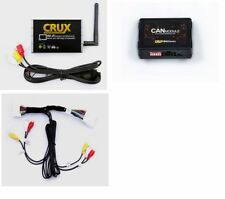 Crux Dodge & Jeep Smartphone Mirroring w/ Navigation & Video Bypass | Wvich-03M