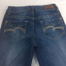 Justice Premium Jeans Girls Size 12R Simply Low Super Skinny Ships Free