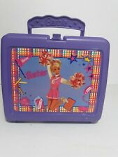 New listing 1986 - Barbie Cheerleader Lunch Box w/Thermos - Thermos Co - Lb35