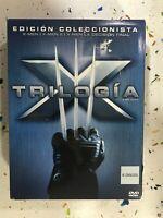 Trilogie X-Men 2 La Decision Bas Edition Collector 6 X DVD 3T