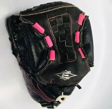 """Easton Synergy Fastpitch Youth Leather Glove ZFX105FP 10.5"""" Left Handed Thrower"""