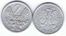 2 Zl 1974 Aehren und Obst Alu RRR