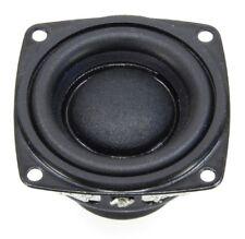 Visaton BF 37- 4 Ohm Breitbandlautsprecher  Für (TV und PC)  2 stück