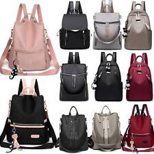 Women Backpack College Rucksack Travel School Shoulder Bag Girls Casual Satchel