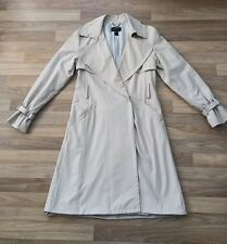 MNG Suit Mango Beige Autumn Jacket / Trench Coat / Macs Size S