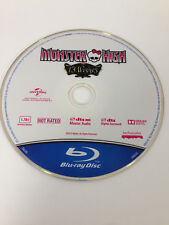Monstert High : 13 Wishes - Blu Ray Disc Only - Replacement Disc