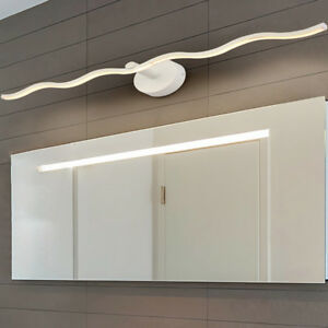 LED Wall Mount Light Adjustable Fixture Bathroom Makeup Mirror Front Lamp 4000K