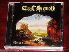 Crypt Sermon: Out Of The Garden CD 2015 Dark Descent Records USA DDR129CD NEW