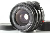 ✈FedEx✈ 【NEAR MINT】 Minolta M-Rokkor 28mm f/2.8 Lens For CL CLE From JAPAN