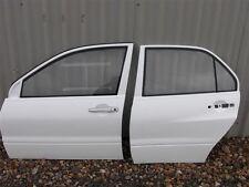 GRP Lightweight Doors Mitsubishi Evo 4/5/6 & 7/8/9 with lexan windows & carbon