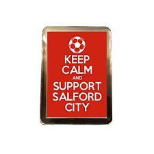 Salford City F.C - Keep Calm Fridge Magnet