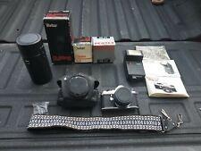 Pentax ME Super 35mm SLR Film Camera Pentax Asahi 50mm + MINT LENSES 70-300mm