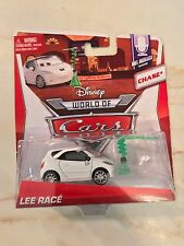 DISNEY PIXAR WORLD OF CARS MEL DORADO SHOW CHASE LEE RACÉ Movie 1:55 Diecast