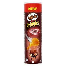 Pringles Steak Crisps 190g