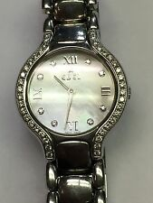 Ladies Ebel Beluga  Diamond Stainless Steel Watch