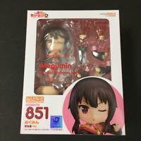 Konosuba 2 Nendoroid Megumin school Ver action figure Good Smile Company Japan