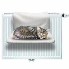 Cat Dog Radiator Bed Hammock Warm Fleece Beds Basket Cradle Animal Puppy Pet