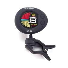 Dunlop Dt-C2 Deluxe Chromatic Headstock Tuner , New!
