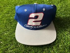Rare! Vintage! 1990s Rusty Wallace #2 NWT NASCAR Snapback
