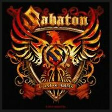 "Sabaton ""Coat of Arms"" Parche/parche 601830 #"