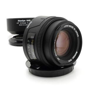 Mamiya 645 AF 80mm F/2.8 Lens for 645 AF AFD