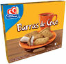 Gamesa Barras de Coco Cookies, 14.3 oz, 12 Boxes