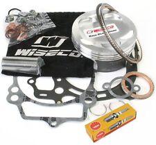 95mm Piston Top End Gaskets Spark Plug Yamaha YFZ450 2004-2005