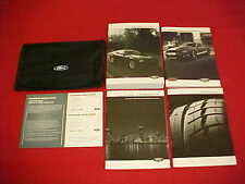 2014 FORD MUSTANG SHELBY GT 500 NEW ORIGINAL OWNERS MANUAL SERVICE GUIDE KIT 14