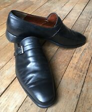 Chaussures Fratelli Rossetti à boucle taille 6,5 / 40 - Noir