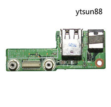 48.4W104.011 For Dell XPS M1530 DC power Jack USB Board DH3 LEFT I/O Board -