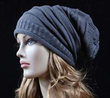 Beanie Cap Knit Baggy Oversize Slouchy Rasta  Winter Hats Reggae Beret Unisex