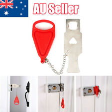 Portable Door Lock Hardware Security Travel Hotel Home Lockdown Lock Addalock S2