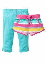 BPC Children's Girl's Shorts 3/4 Capri Leggings (2er-Pack) 964996
