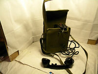 WWII US Army Signal Corps Portable Field Phone Telephone EE 8 B