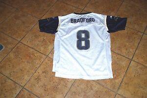 St. Louis Rams Sam Bradford Youth Large Fits Sizes 14/16 Reebok Jersey