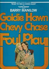 FOUL PLAY	soundtrack	BARRY MANILOW	HOLLAND 1978 EX  LP(LP2555)