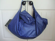NWT NIKE Women's Victory Gym Yoga Tote with Pouch Blue MSRP $100
