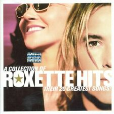Roxette - Collection of Roxette Hits: Their 20 Greatest - Roxette CD XQVG The