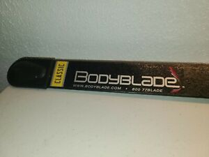 """BodyBlade Classic 48"""" Exercise Fitness Gym Resistance Strength Bar Training"""