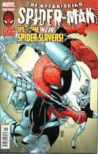 The Astonishing Spider-Man Vol 4 #11 released by Panini Comics on March 12 2014