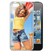 COVER PERSONALIZZATA STAMPA CASE FLIP COMPATIBILE iPHONE 5 ULTRA COLORI HD