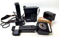 Vintage METZ 402 Flash Gun Power Supply Case