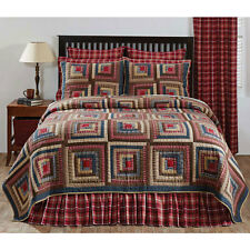 Braxton Twin Quilt / Bedspread by VHC Brands - Victorian Heart Bedding