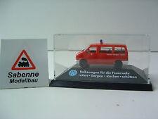 Herpa H0 1:87 041904 Volkswagen für die Feuerwehr T4 Caravelle OVP B719