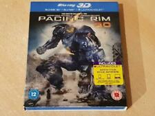 Pacific Borde 3D Blu Ray + Blu Ray