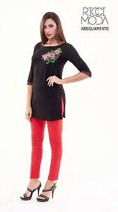 38 T-Shirts 136 Knitting Woman Dzhersi Tricoter Femme Malla Knitting 3801360008
