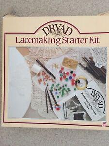 Dryad Lace Making Starter Kit, Unused