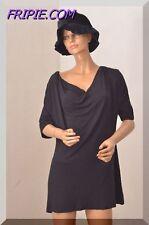Haut Tee Shirt noir PRECIOUS HEART grande taille 50/52 ref  031710
