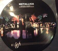 metallica-il San Francisco ORCHESTRA LP PICTURE DISC